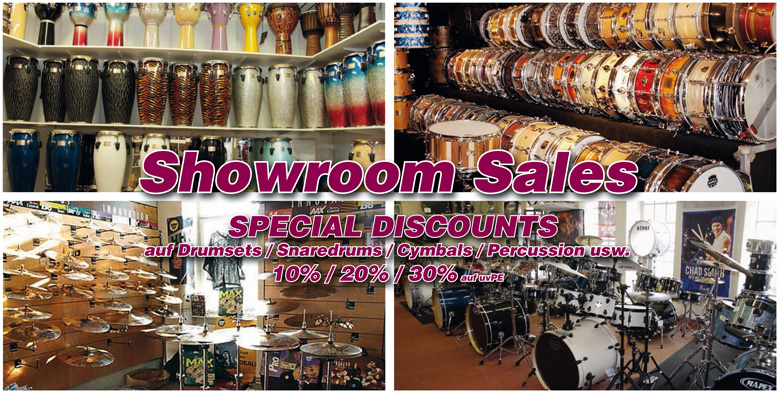 Showroom Sales