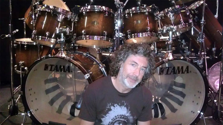 Simon Phillips kommt am Samstag, 03. November 2012 zu Drums Only in Koblenz