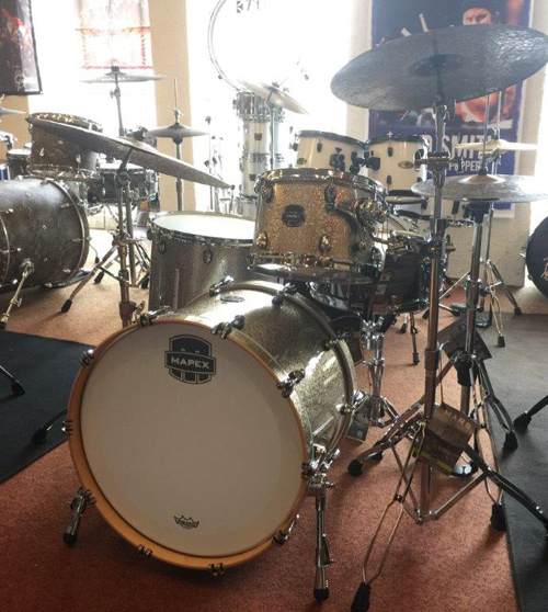 MAPEX - Saturn V Tour Edition Shellset