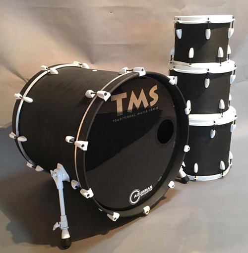 TMS Custom Set - Black&White