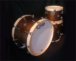PDP by DW Concept Maple Set Classic Wood Hoop