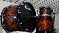 TAMA - Starclassic Performer - Bubinga/Birch Shellset