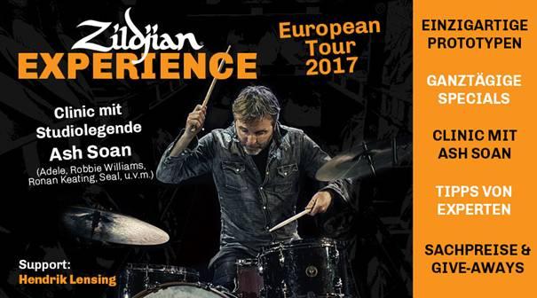 Patrick Metzger - Workshop / Drum Performance