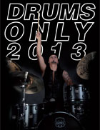 DRUMS ONLY - der Katalog 2013